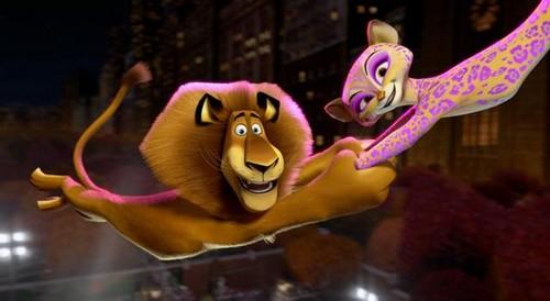 Madagascar 3: Europe'S Most Wanted / Heartwarming - Tv Tropes pour Madagascar 3 Alex
