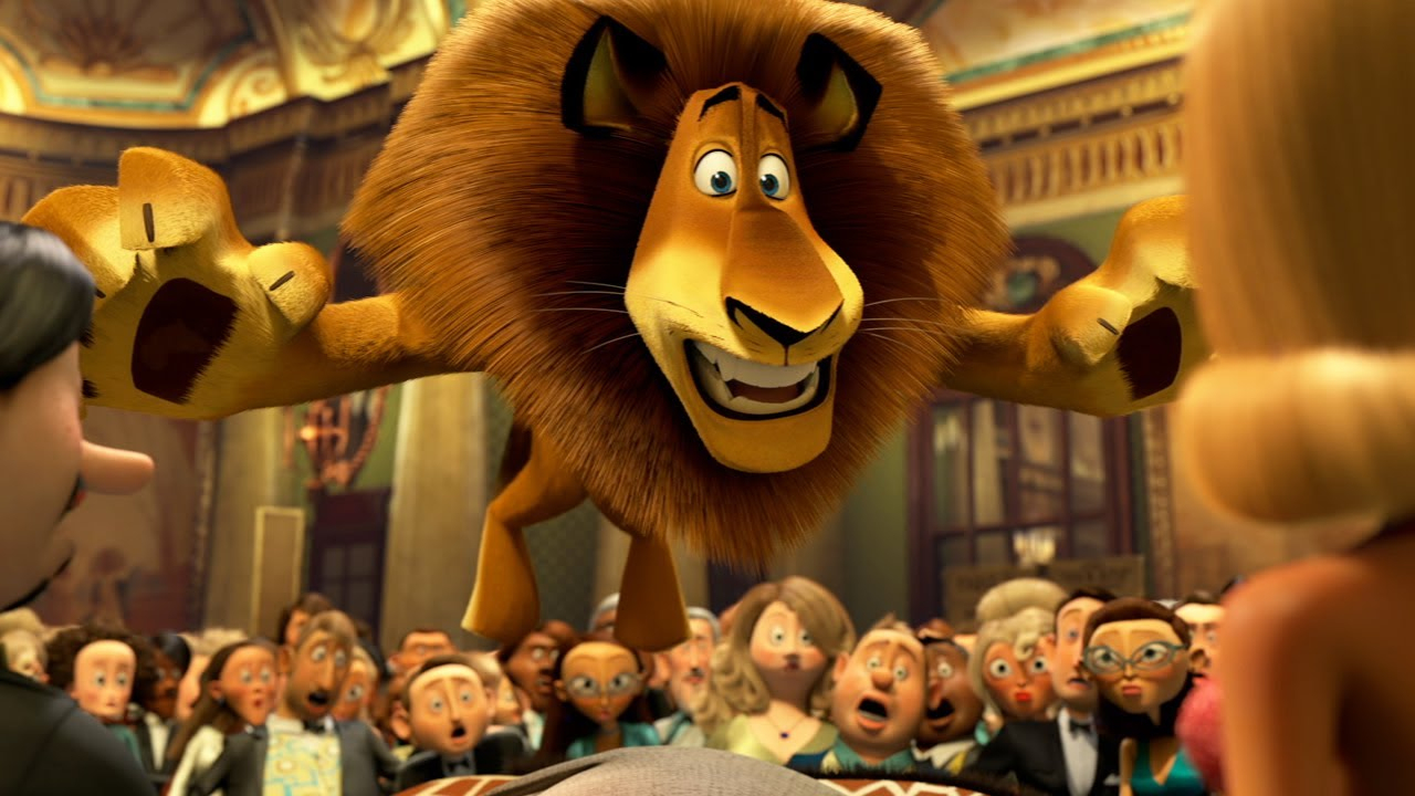 Madagascar 3: Europe'S Most Wanted Trailer 2012 - Official tout Madagascar 3 Alex