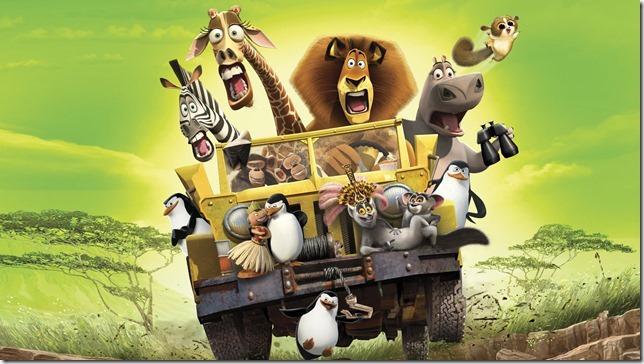 Madagascar: Escape 2 Africa *** 1/2 | Werner'S Film Weblog tout Madagascar 2 Argue 1/2