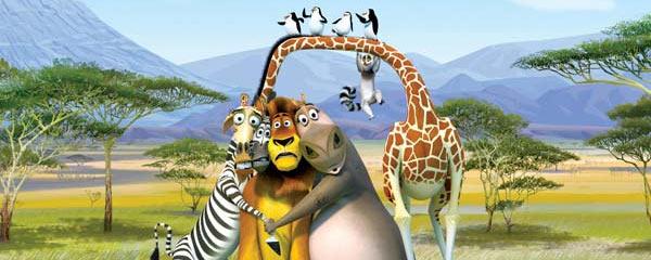Madagascar: Escape 2 Africa (2008) - 46 Cast Images dedans Madagascar Escape 2 Africa Argue Scene