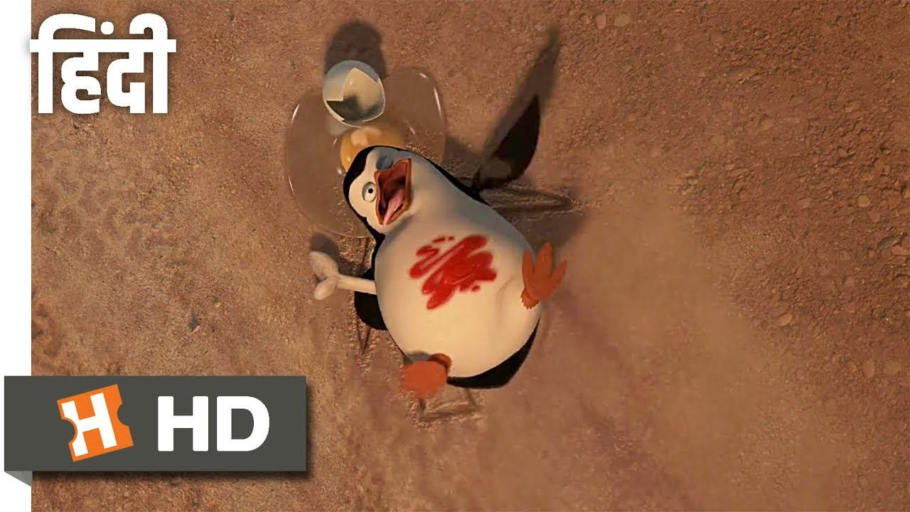 Madagascar: Escape 2 Africa (2008) - Grand Theft Penguin destiné Madagascar Escape 2 Africa Argue Scene