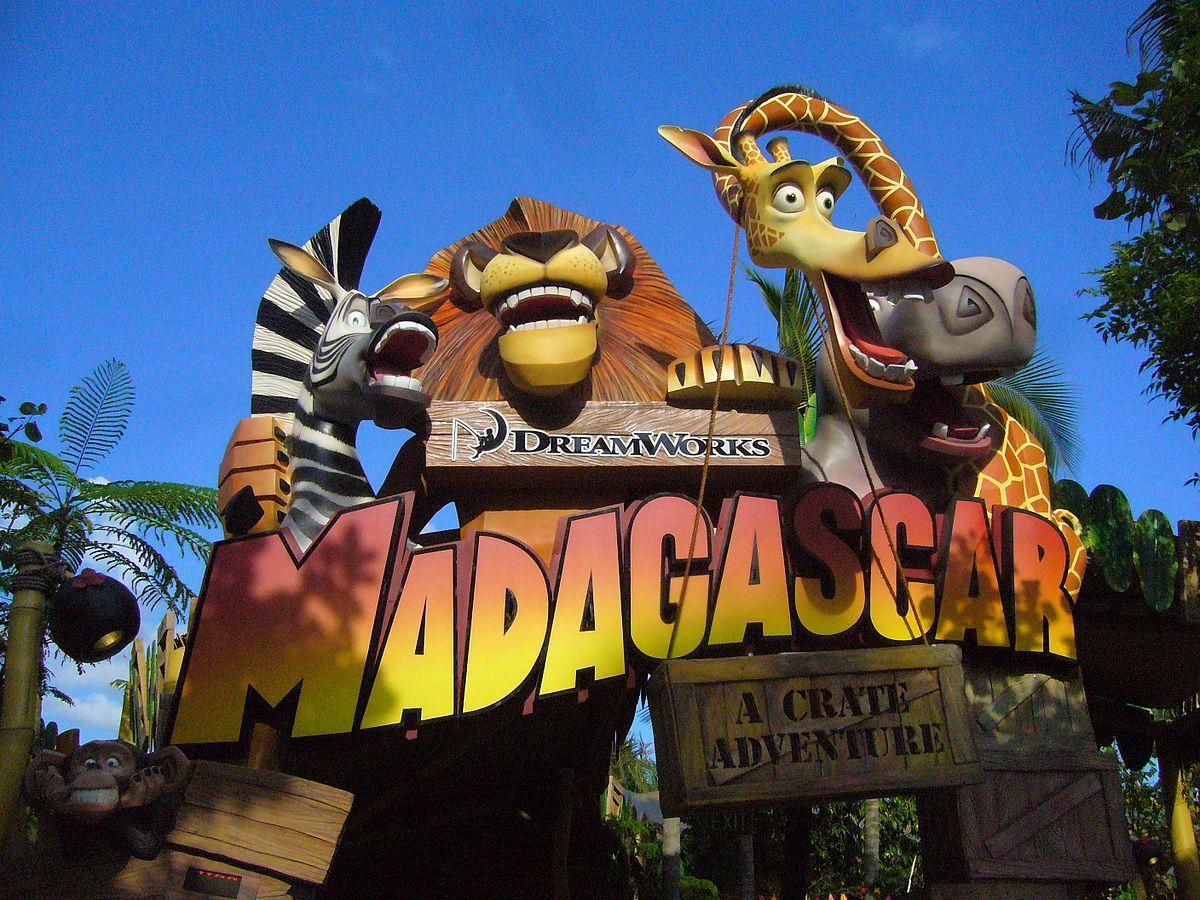 Madagascar (Film) - Wikipedia concernant Dreamworks Madagascar Movie