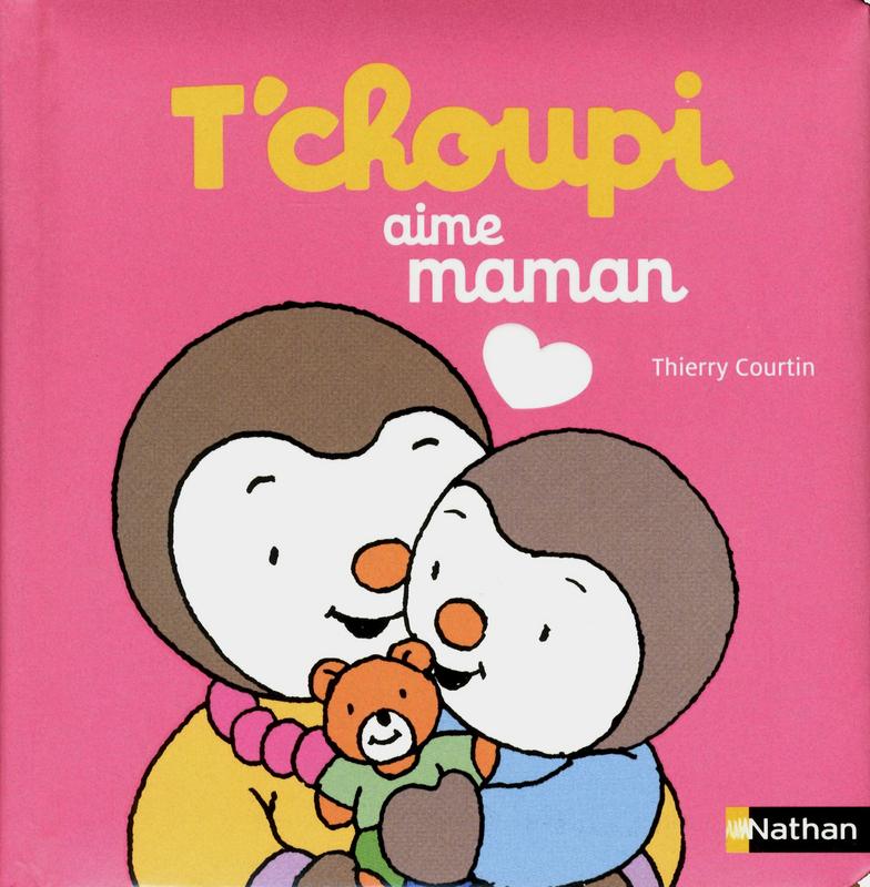 Mademoiselle-Coralie: Selection Livres T'Choupi Des tout Tchoupi Velo
