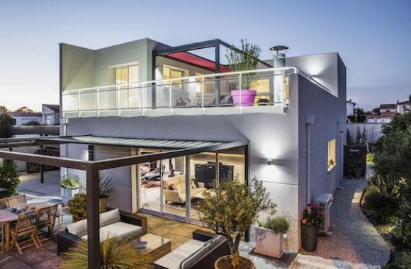 Maison D'Architecte : Plans Et Modèles pour Dessin De Maison Moderne