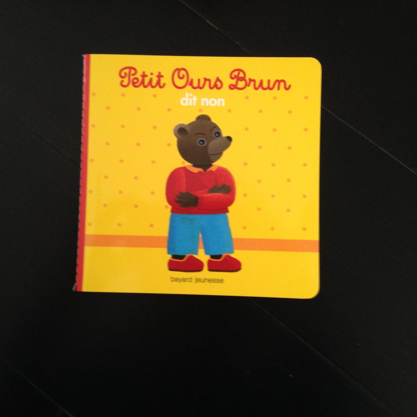 Maman Zest: Le Coffret Maison Petit Ours Brun (Editions concernant Petit Ours Brun Va À La Piscine