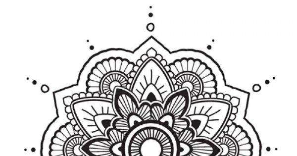 Mandala N°17 En Coloriage À Imprimer - Magicmaman pour Coloriage Sur Tablette Gratuit