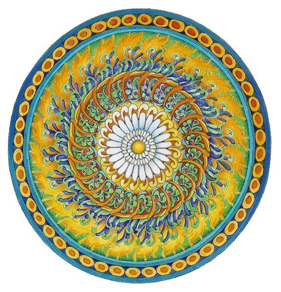 Mandalas encequiconcerne Mandala Colorié