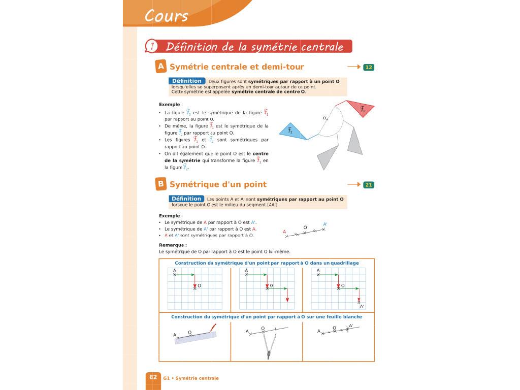 Manuel Iparcours Maths 5Ème (Cycle 4) avec Manuel Exercices Iparcours Pdf