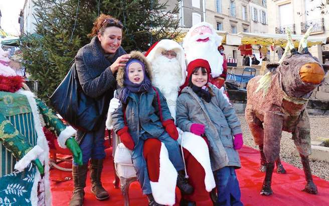 Marché De Noël Dimanche concernant Oi Bientot Ce Sera Noel