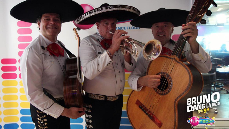 Mariachis - Musiciens Mexicains - Animart avec Musiciens Mexicains