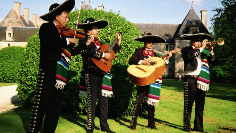 Mariachis - Musiciens Mexicains - Animart tout Musiciens Mexicains