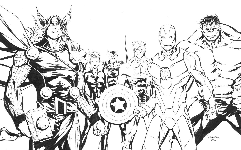Marvel Comic Characters Outline Images - Yahoo Image tout Coloriage En Ligne Hulk