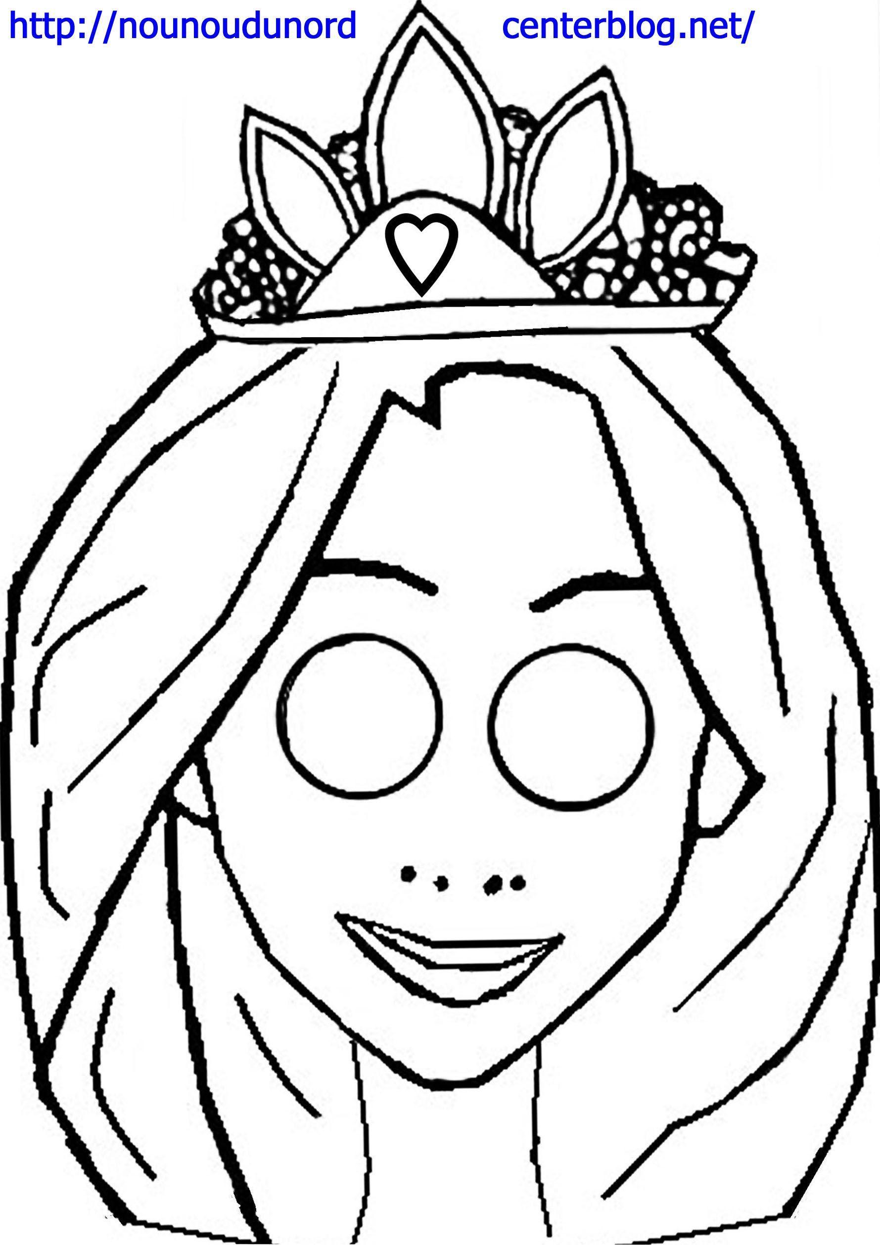 Masque Raiponce À Imprimer pour Coloriage Carnaval A Imprimer Gratuit