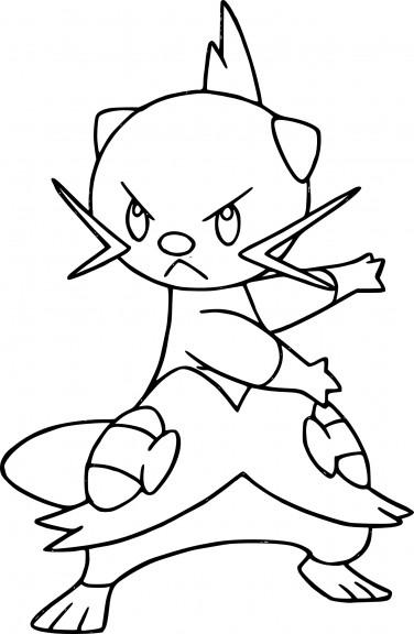 Mateloutre : Coloriage Mateloutre Pokemon À Imprimer Et intérieur Coloriage De Pokémon À Imprimer