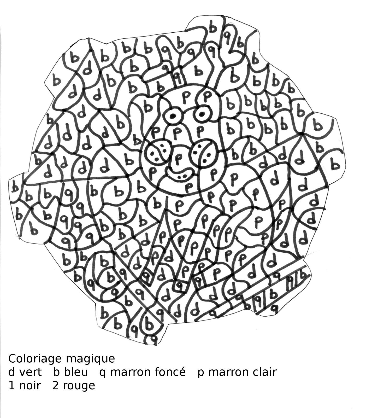 Maternelle: Coloriage Magique De Noël : Un Renne Sur Un tout Coloriages Magiques Noel