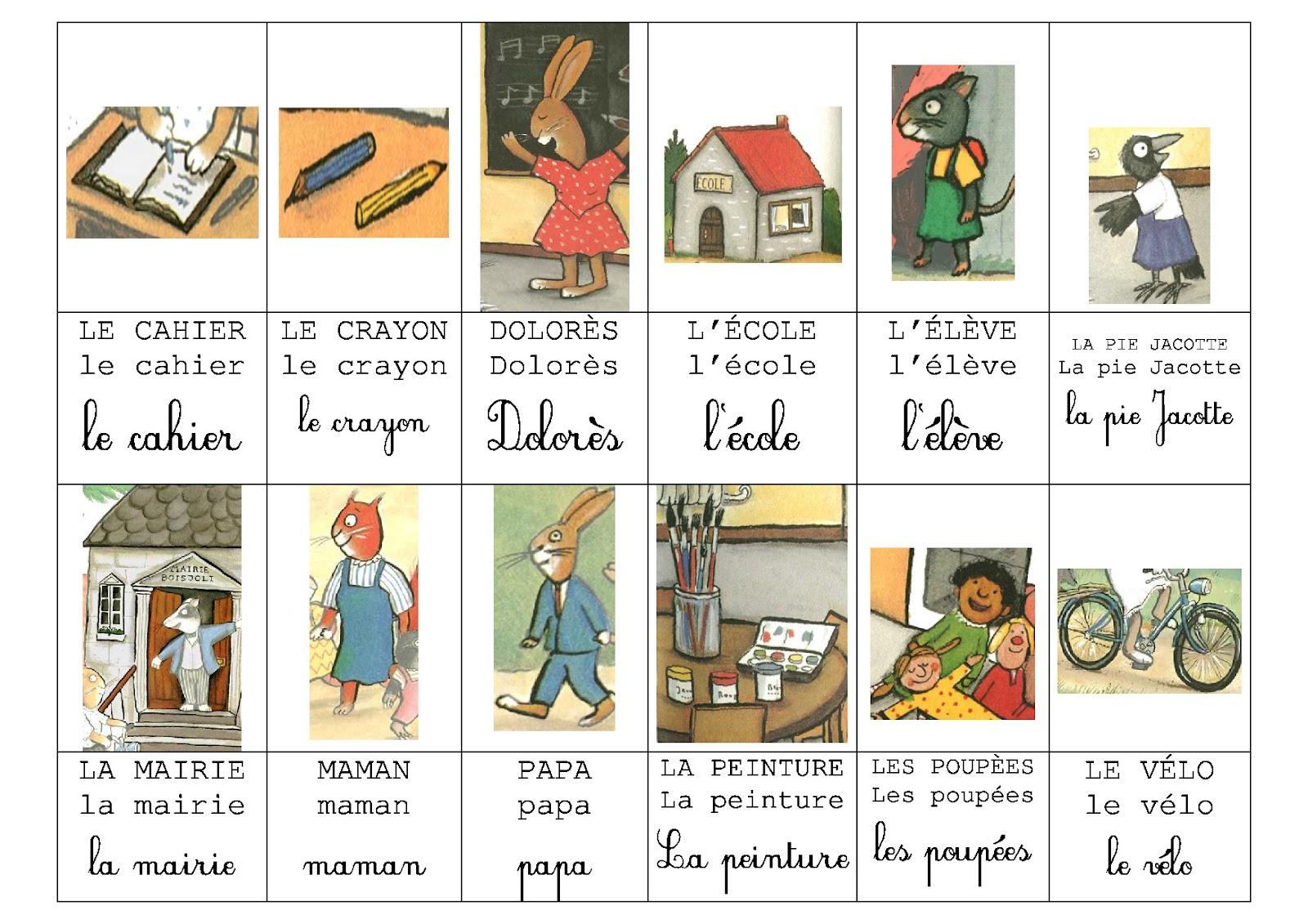 Maternelle: La Rentrée De La Maîtresse, Affiches Et tout La Rentree En Grande Section