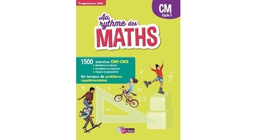 Mathematique ; Cm ; Cycle 3 ; Entrainement ; Double Niveau destiné Manuel Maths Cm2 Gratuit