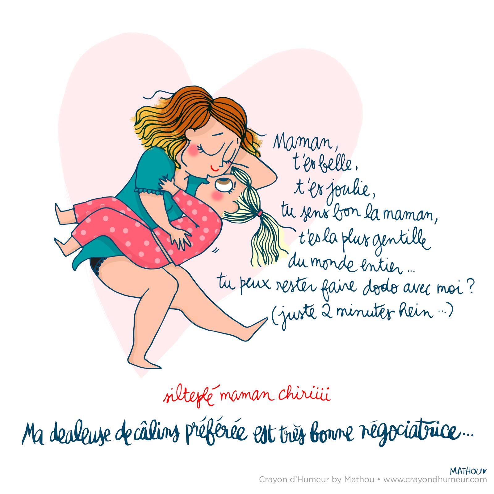 Mathou Fait Son Crayon D'Humeur   Humour Maman, Crayon D avec Dessin Anniversaire Maman