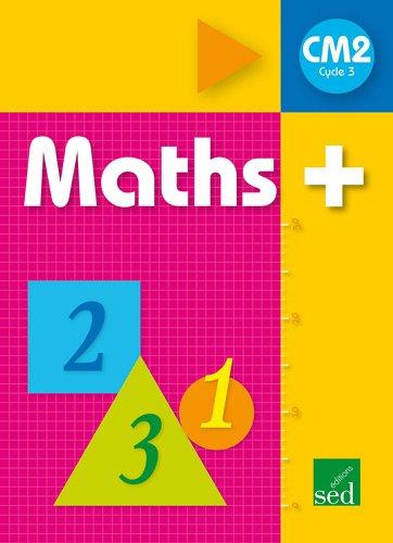 Maths + Cm2 : Manuel De L'Élève De Alain Dausse intérieur Manuel Maths Cm2 Gratuit