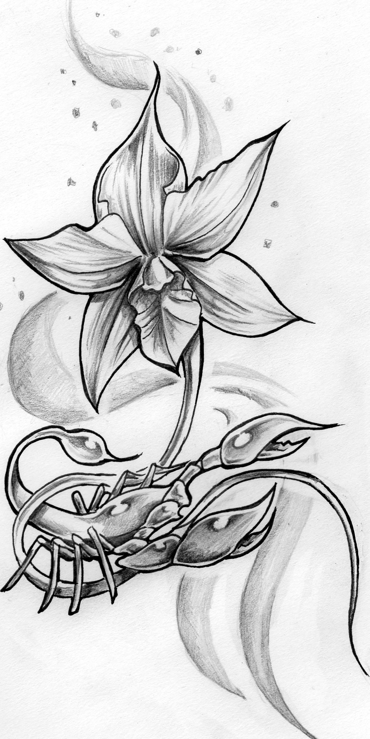 Maxalae: Le Dessin destiné Dessin De Fleure