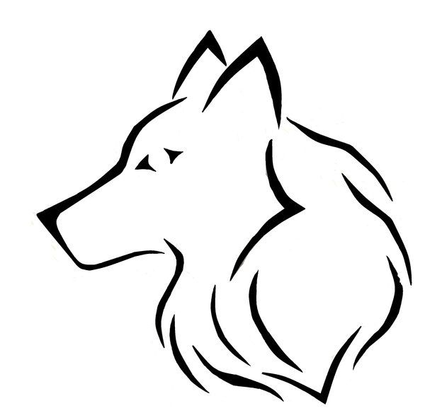 Meilleur Looking For Simple Dessin De Loup Garou Facile pour Loup Dessin Facile