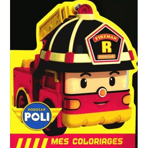 Mes Coloriages Robocar Poli | Rakuten encequiconcerne Jeux De Robocar Poli Gratuit