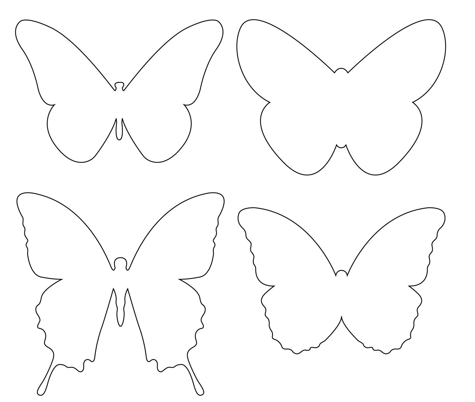 Mes Petits Bricolages – Page 2 pour Dessin Petit Papillon