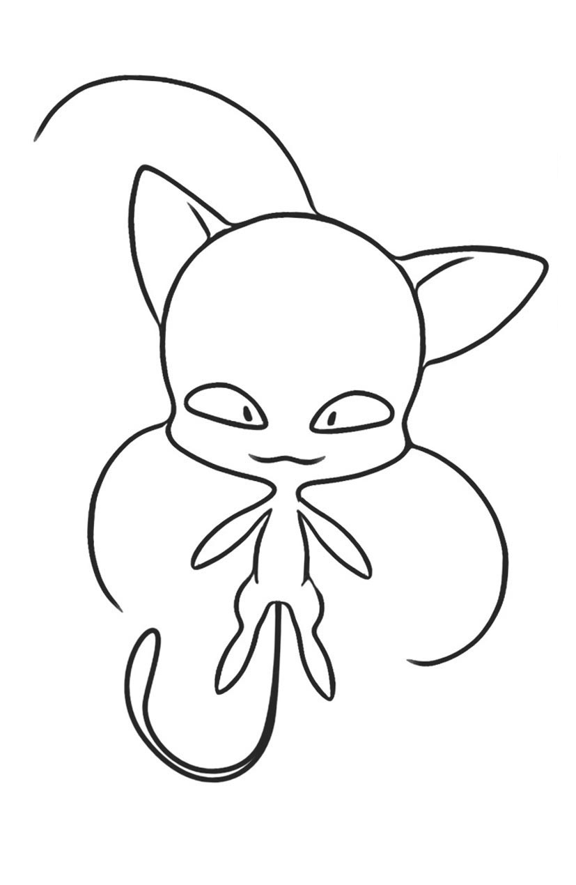 Miraculous Coloring Pages At Getcolorings | Free dedans Coloriage Ladybug Miraculous