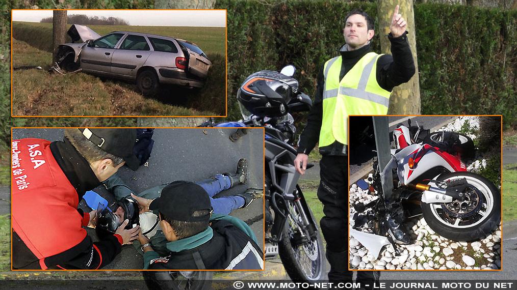 Mnc - Le Journal Moto Du Net avec Quand Mettre Bébé Face À La Route