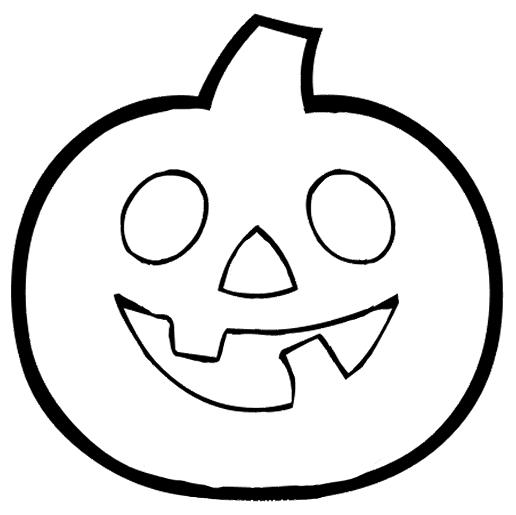 Modele Citrouille Halloween Facile A Dessiner serapportantà Modele Dessin Halloween