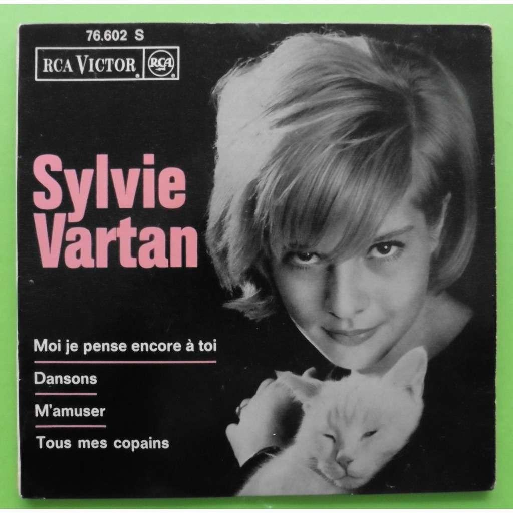 Moi Je Pense Encore A Toi + 3 De Sylvie Vartan, Ep Chez à Je Pense A Toi Chanson