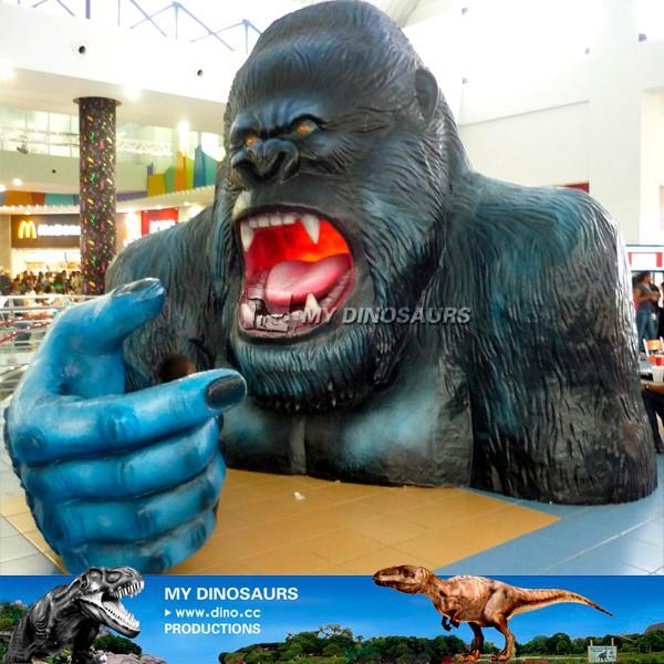 Mon Dino King Kong Modèle De Jeux-Autres Produits Parc D serapportantà Jeux De Dinosaure King