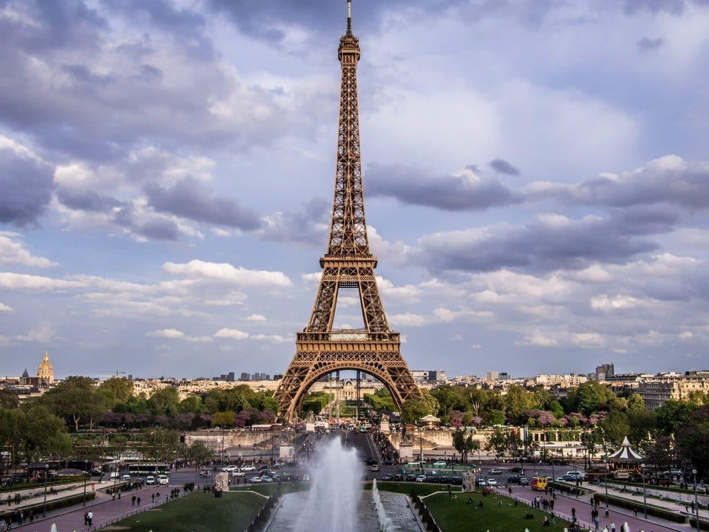 Mon Itinéraire Pour Visiter Paris En 2, 3 ,4 Ou 5 Jours Et tout Tour Eiffel À Imprimer