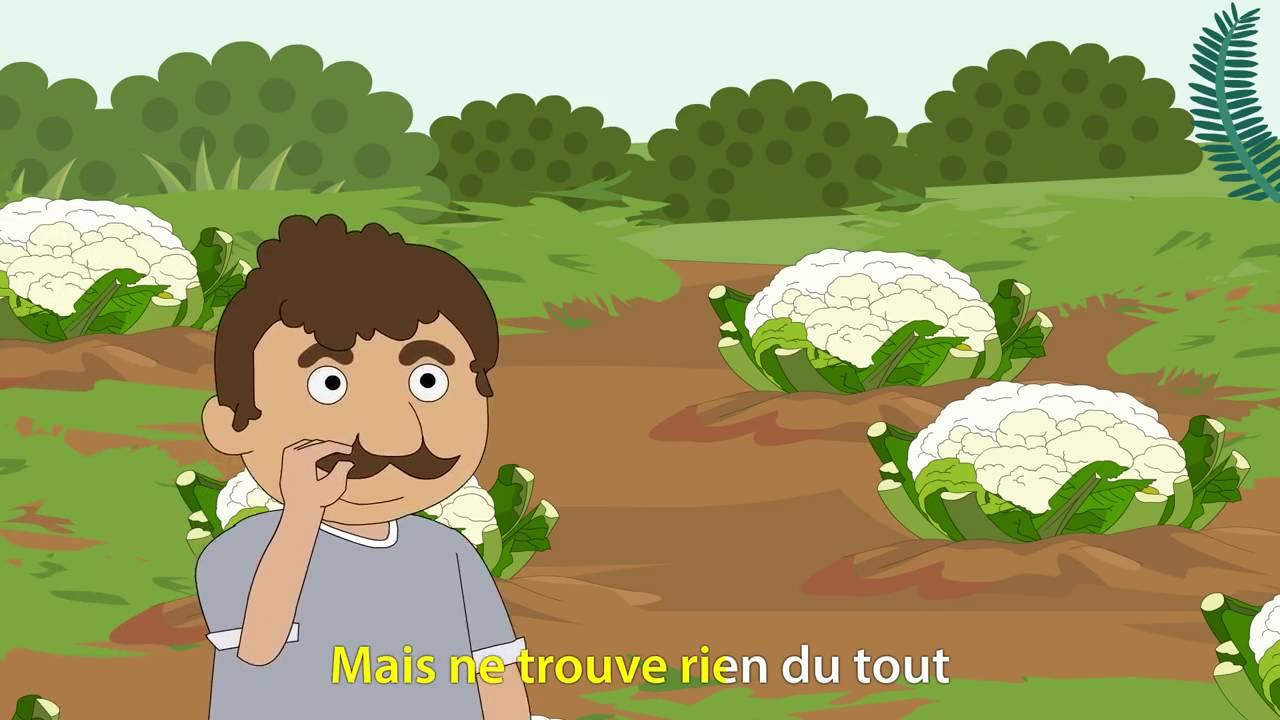Mon Petit Lapin S'Est Sauvé Dans Le Jardin - destiné Contine Mon Petit Lapin