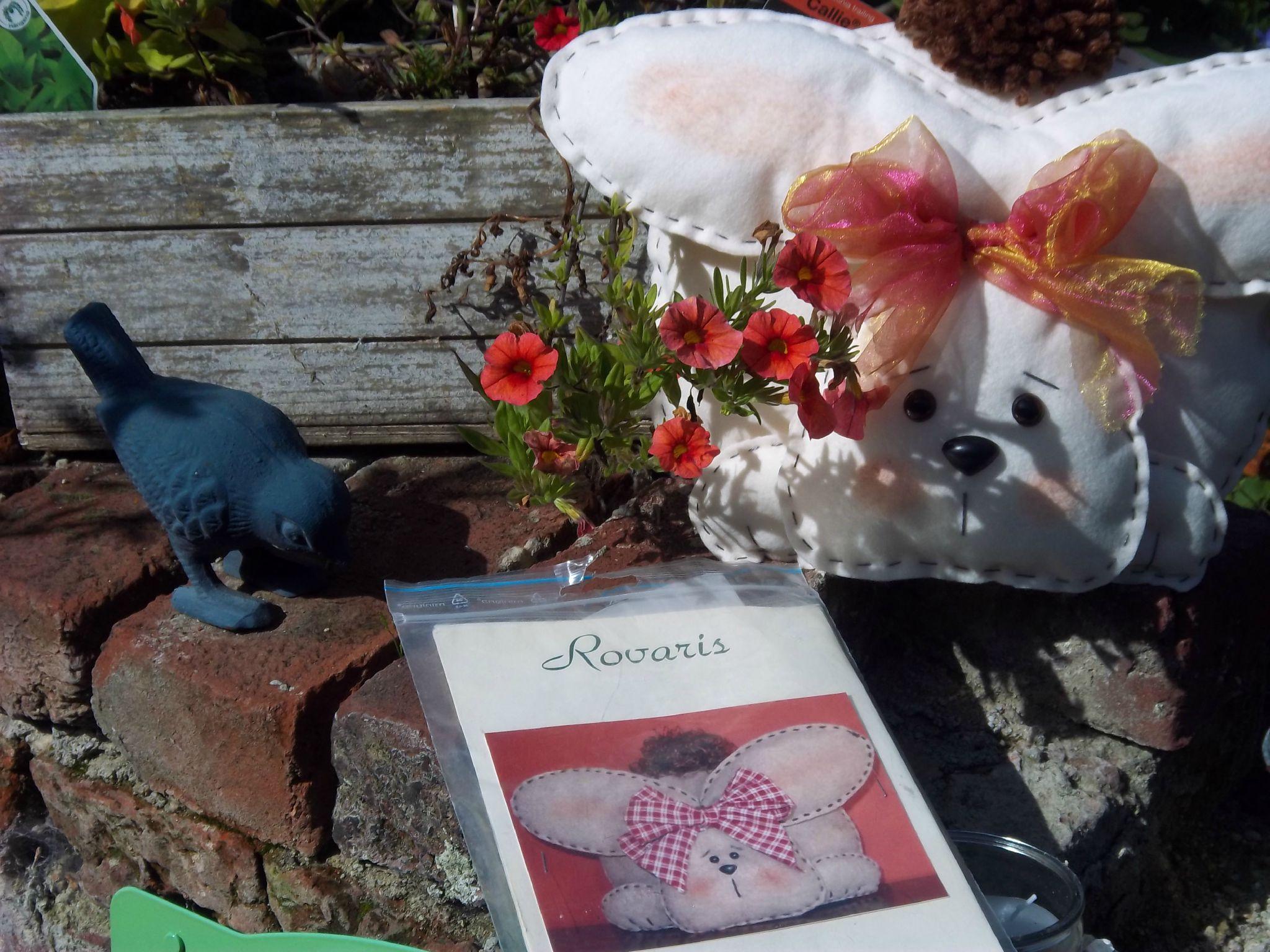 """""""Mon Petit Lapin S'Est Sauvé Dans Le Jardin - L'Atelier De dedans Le Petit Lapin S Est Caché Dans Le Jardin"""
