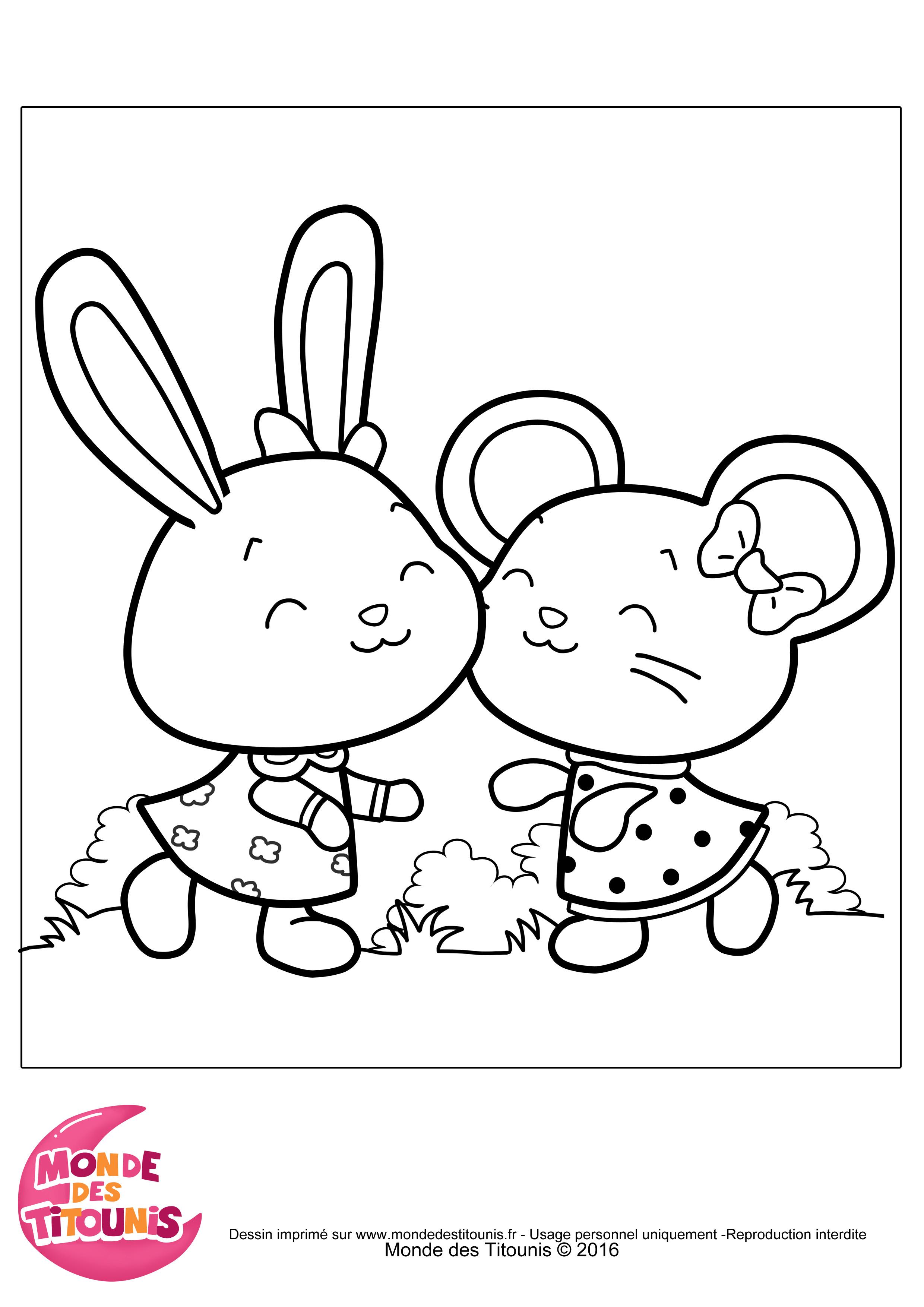 Monde Des Petits - Coloriages À Imprimer pour Dessin Gommette A Imprimer