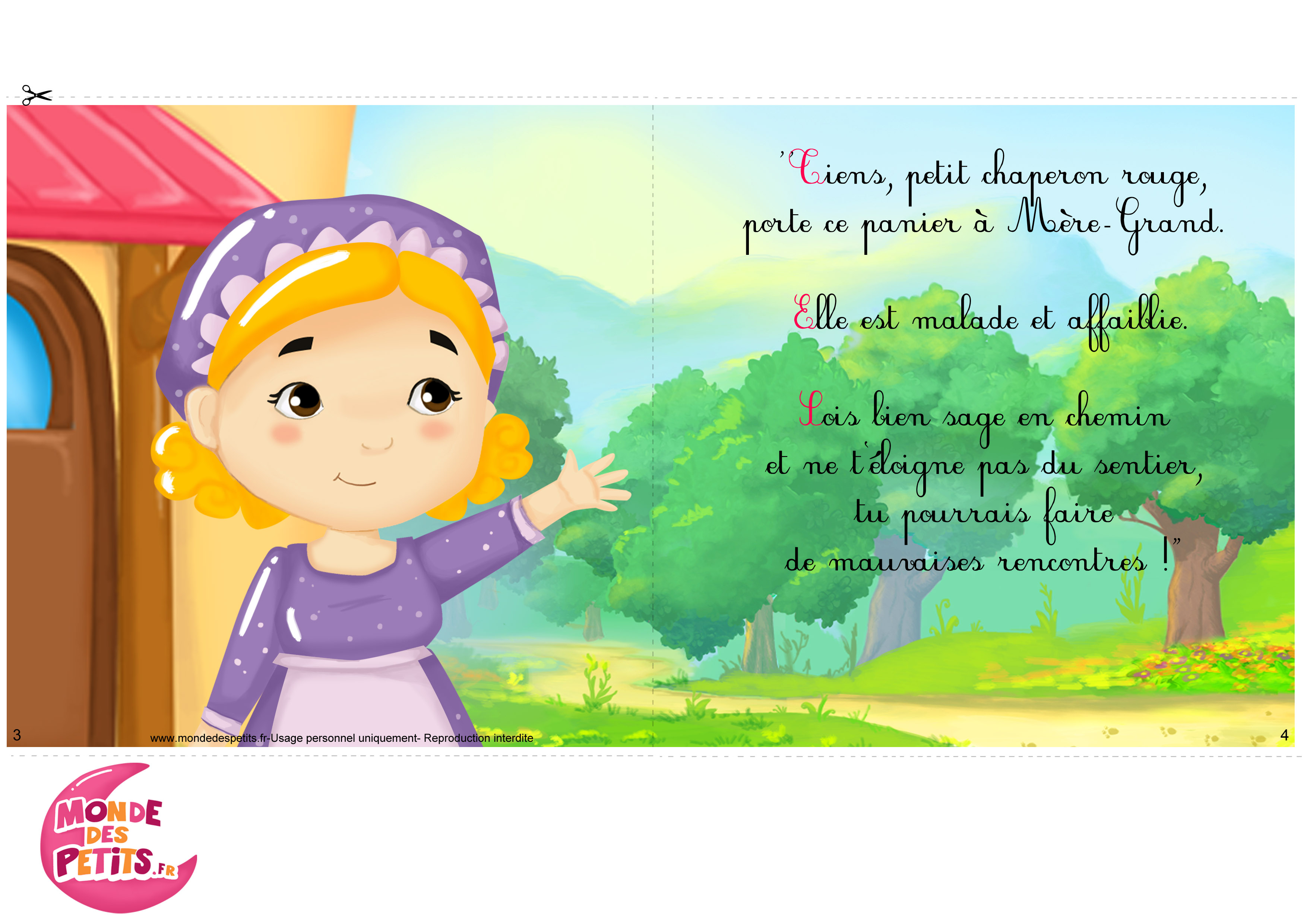 Monde Des Petits - Imprimer avec Monde Des Petits