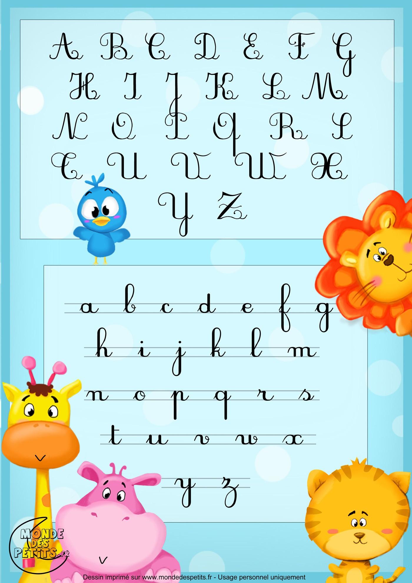 Monde Des Petits La Chanson De L Alphabet In Dalphabet En avec Monde Des Petit Chanson