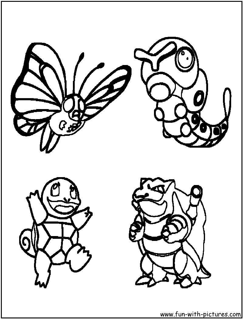 More Pokemon Coloring Pages - Free Printable Colouring dedans Pokemon Coloring Book Pokemon Jumbo
