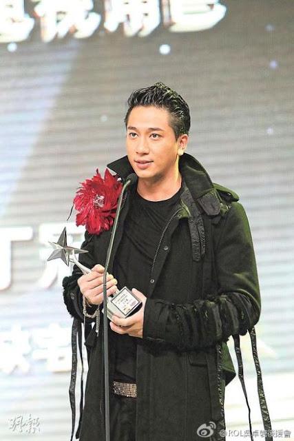My Favorite Tvb: Astro On Demand Awards 2012 encequiconcerne Oscar L Escargot