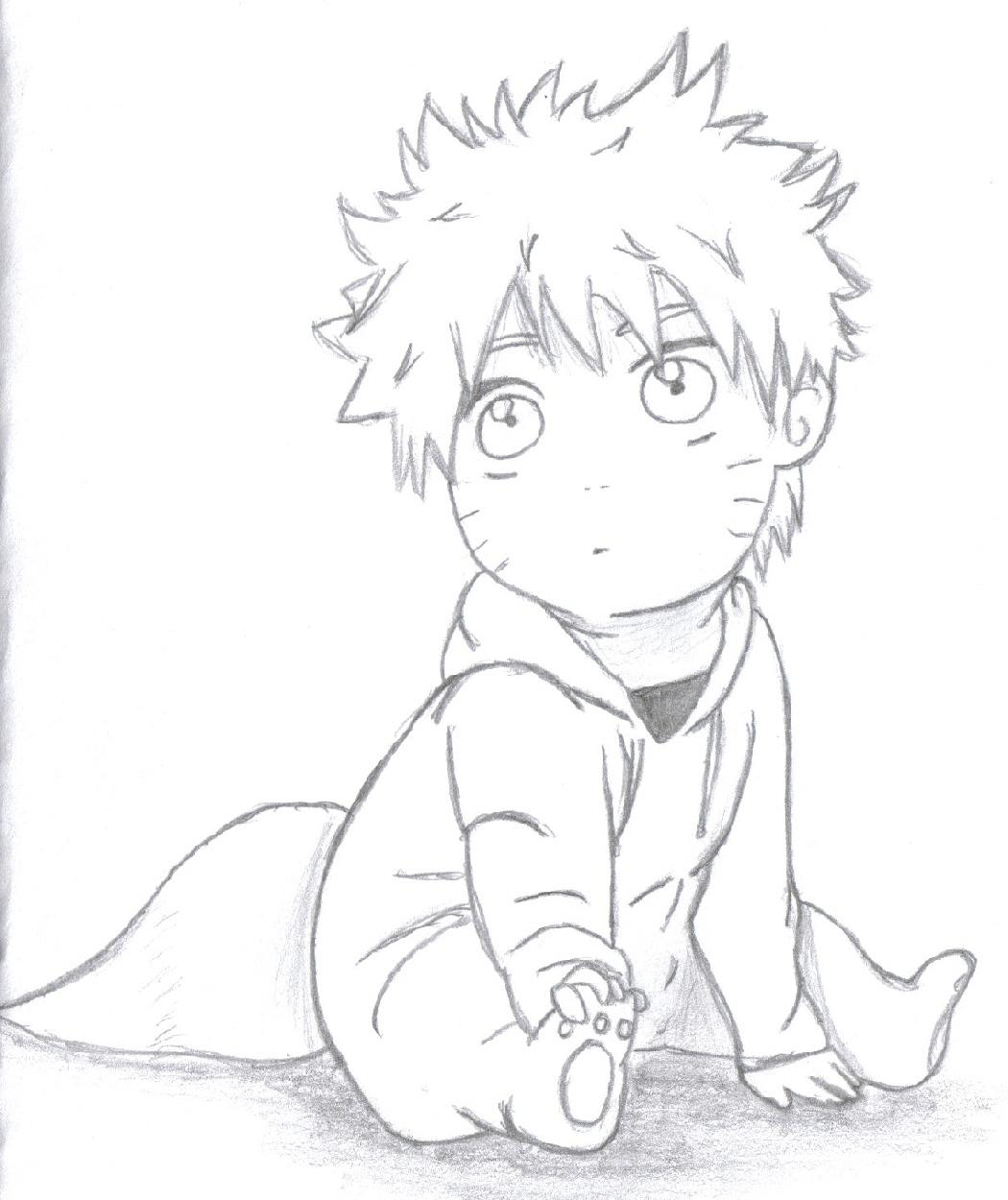 Naruto - The Way Of Naruto - Kawaii Nee !U De Naruta95 dedans Dessin De Naruto