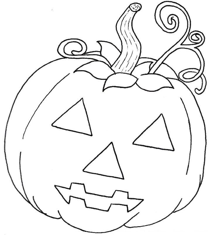 News And Entertainment: Dessin À Colorier (Jan 06 2013 12 pour Dessin A Colorier Halloween Gratuit