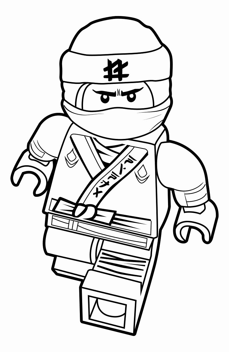 Ninjago Lloyd Coloring Pages Fresh Lego Movie Coloring tout Coloriage ?Cole