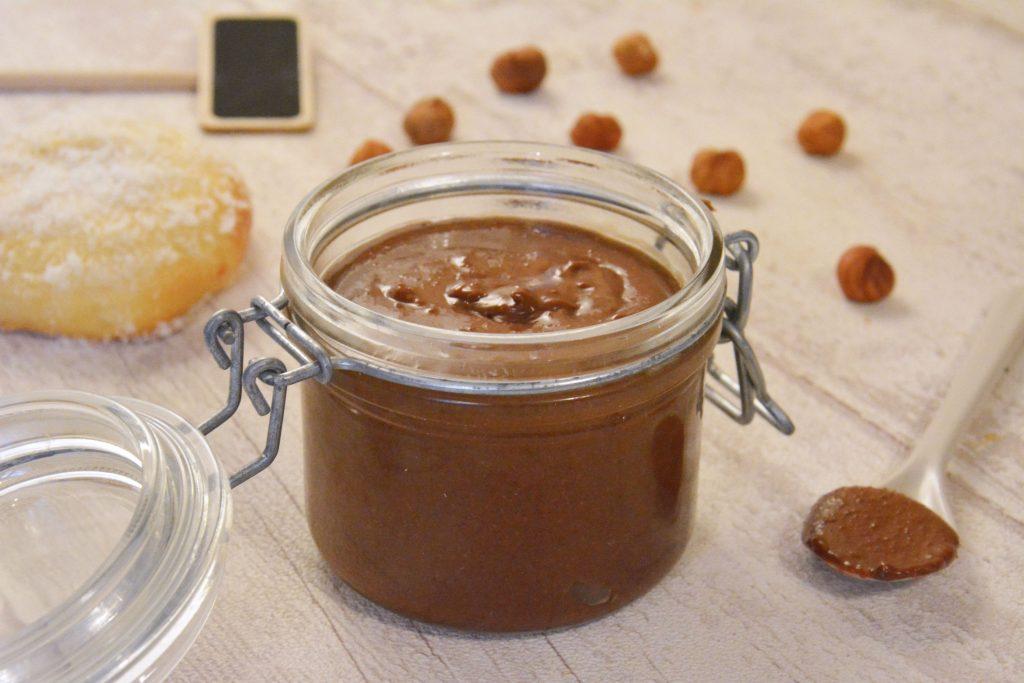 Noisetta (Ou Nutella Maison 100% Facile) - Au Fil Du Thym encequiconcerne Recette Chamallow Maison