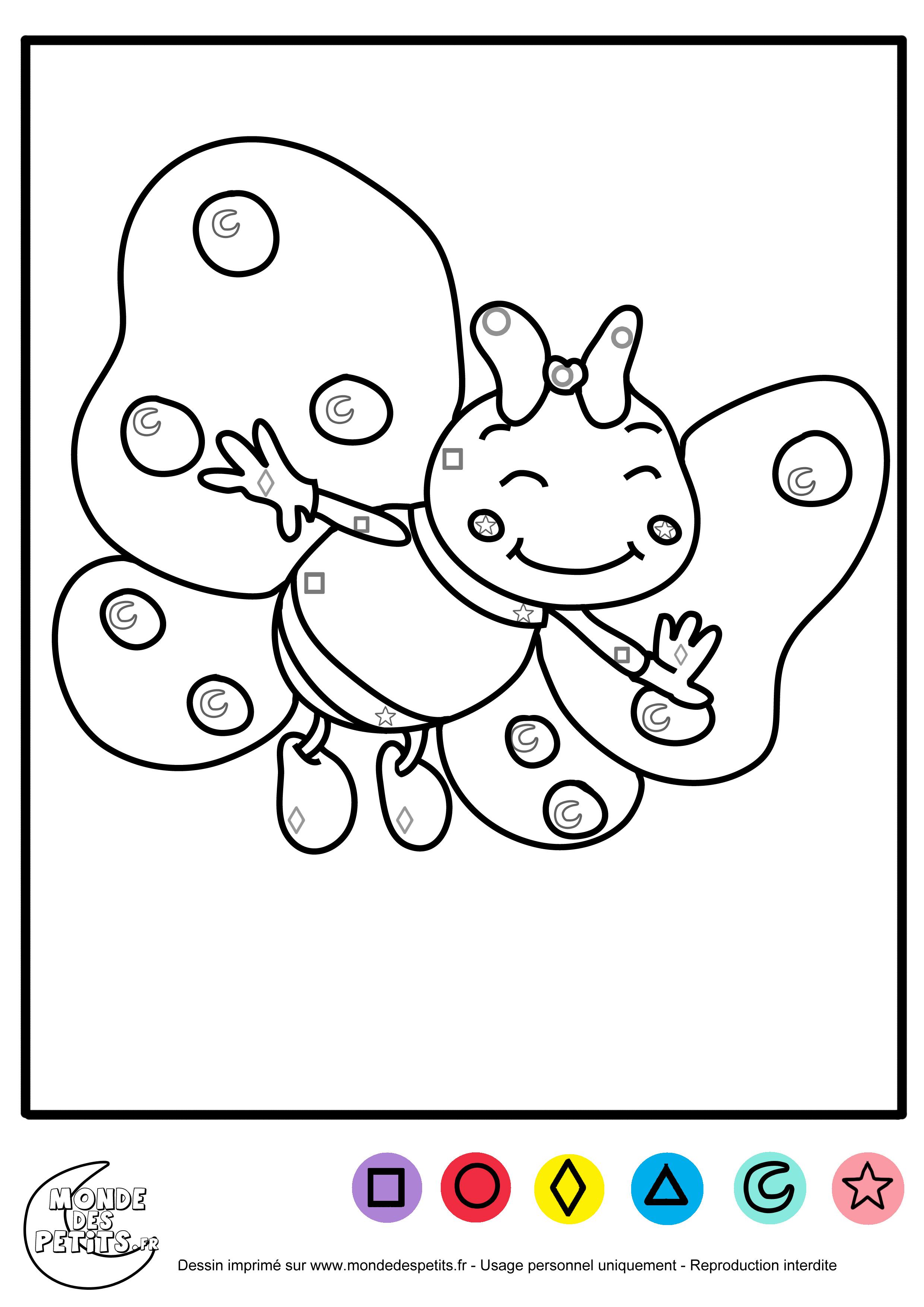 Nos Jeux De Coloriage Magique À Imprimer Gratuit - Page 7 Of 8 pour Coloriage À Chiffre A Imprimer