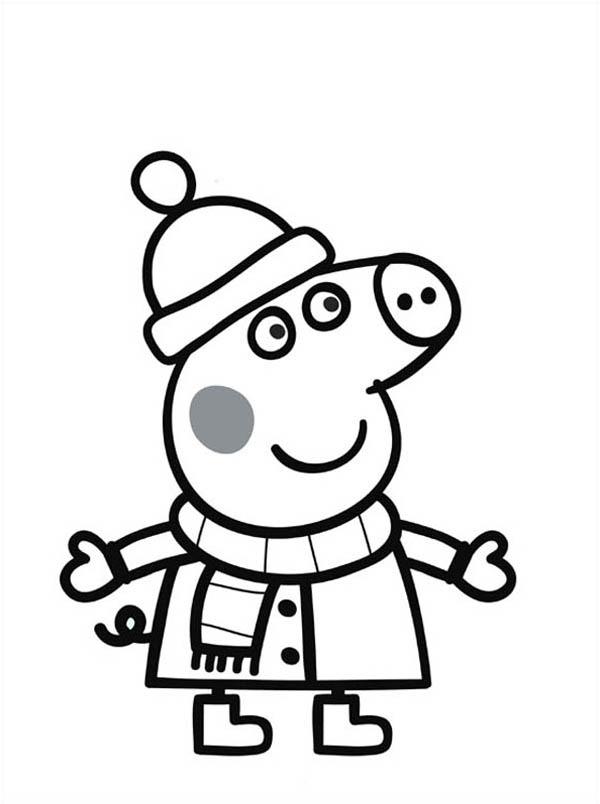 Nos Jeux De Coloriage Peppa Pig À Imprimer Gratuit - Page avec Jeux Peppa Pig Gratuit