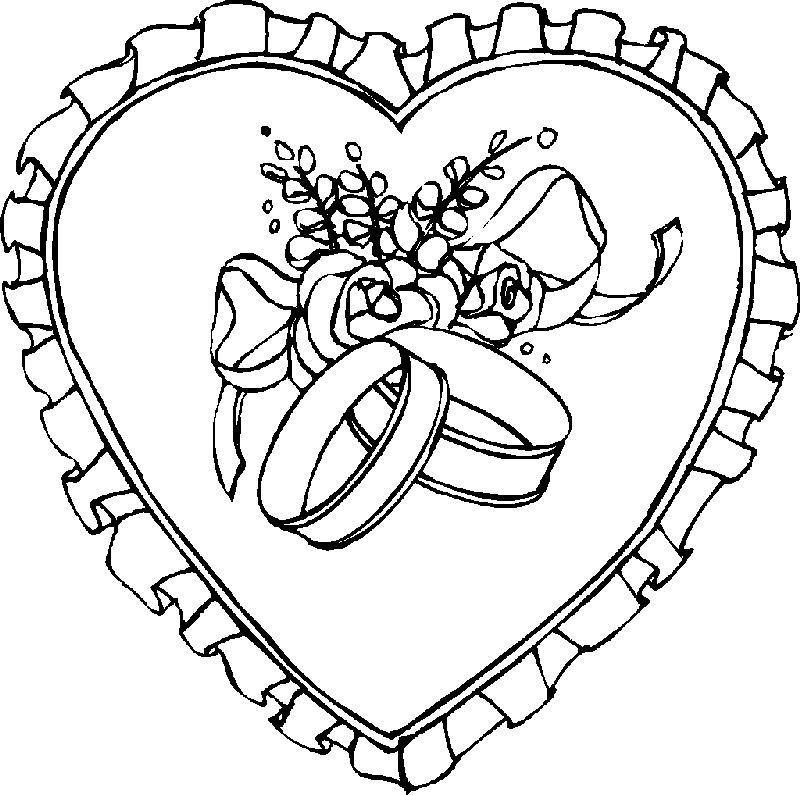 Nos Jeux De Coloriage Rose Et Coeur À Imprimer Gratuit concernant Coloriage D Une Rose