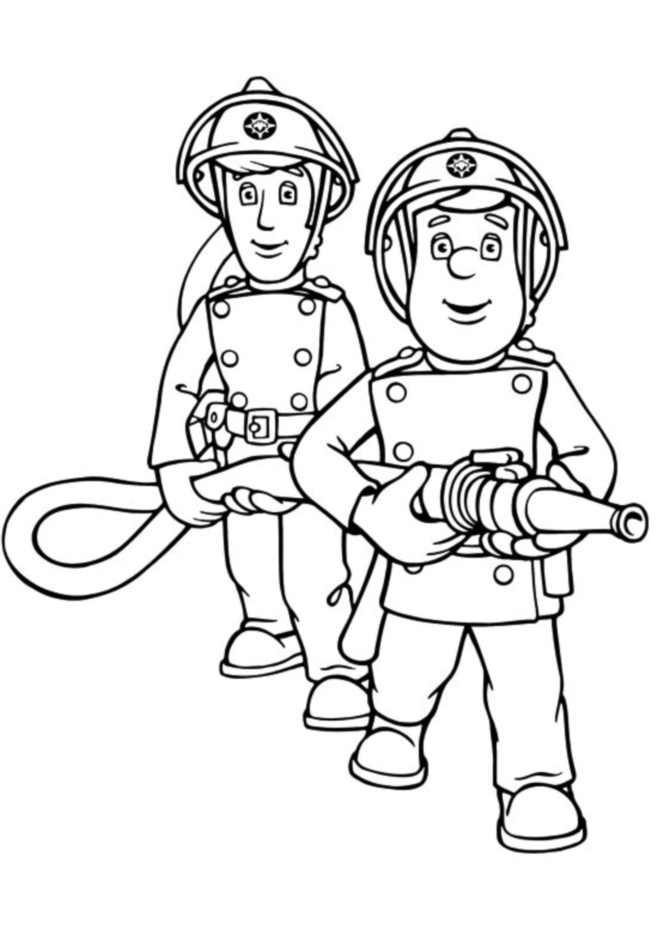 Nos Jeux De Coloriage Sam Le Pompier À Imprimer Gratuit serapportantà Jeux De Sam Le Pompier Gratuit