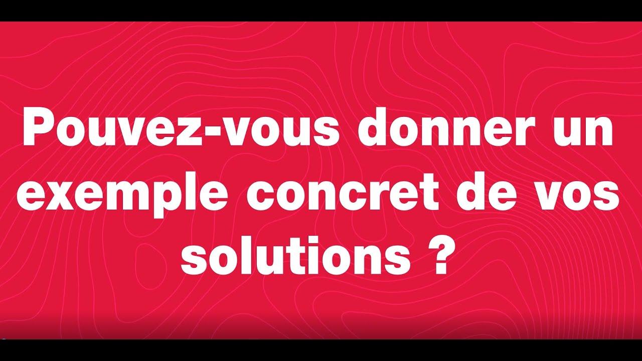 Nos Solutions - La Tribune, Paroles D'Experts - destiné Parole Ainsi Font Font