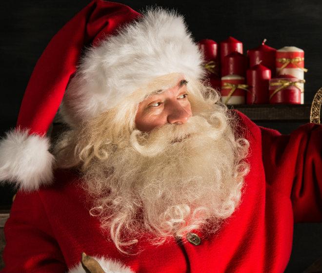 Numéro Téléphone Du Père Noël Gratuit Pour L'appeler Sans encequiconcerne Photo Du Pere Noel